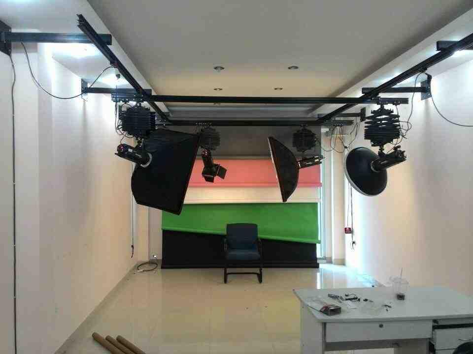 Setup Phòng Chụp Studio Thời Trang Chuyên Nghiệp Giá rẻ