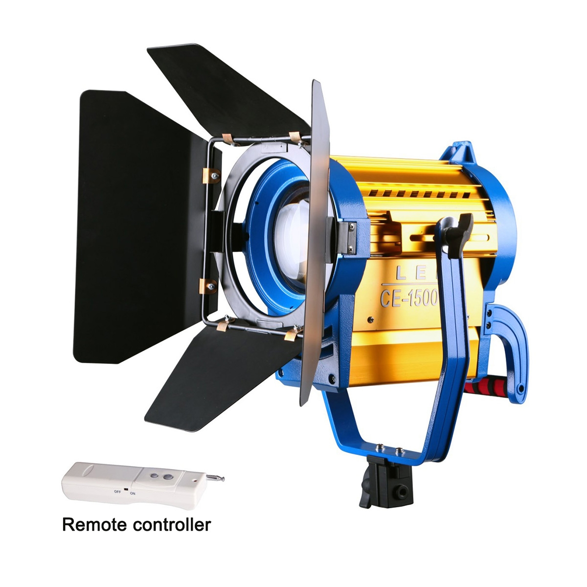 Bộ kit phòng quay chuyên nghiệp MD03 ( Đèn led spotlight Nicefoto) Photoviet