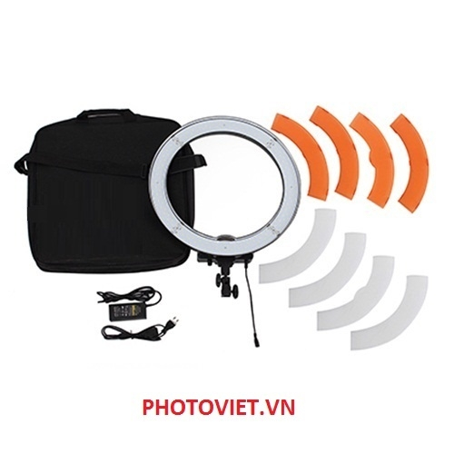 Đèn Led Light Ring Tròn Studio RL 18 Photoviet