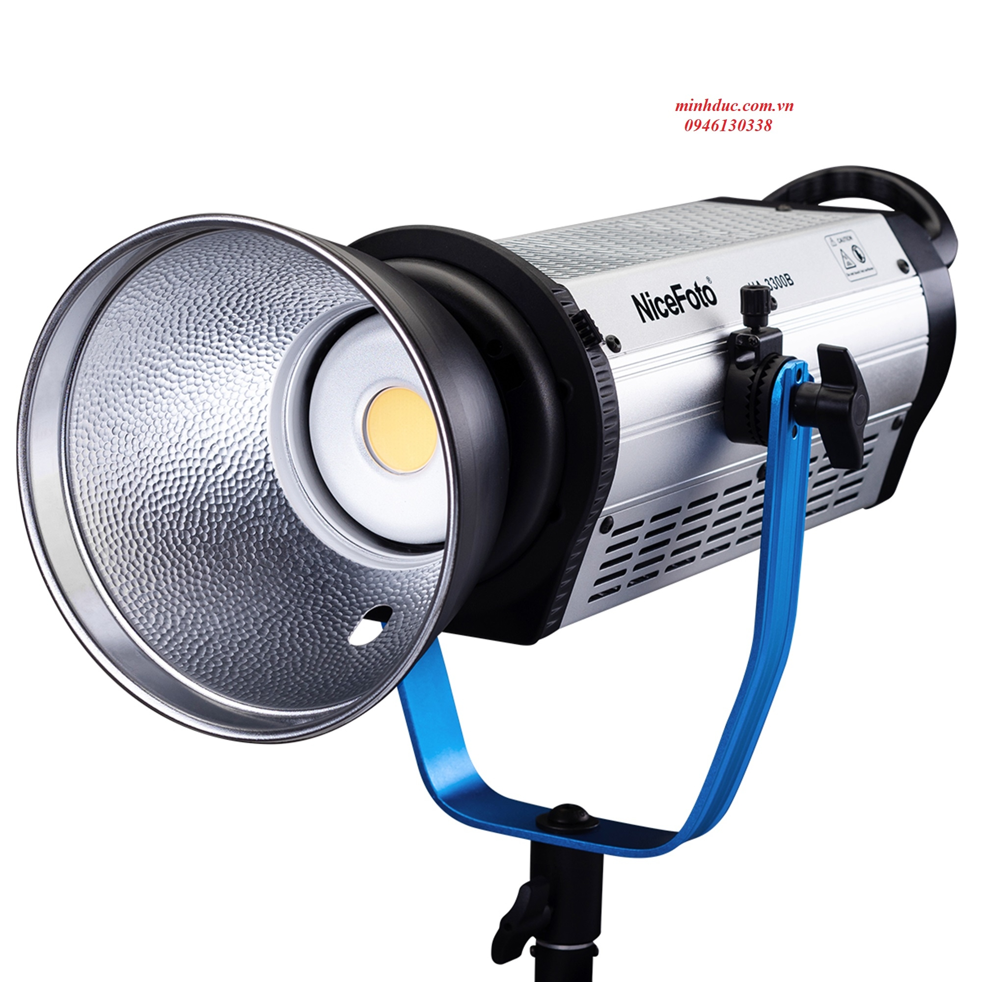 Đèn Nicefoto Led HA3300B Video Light 5500k Photoviet