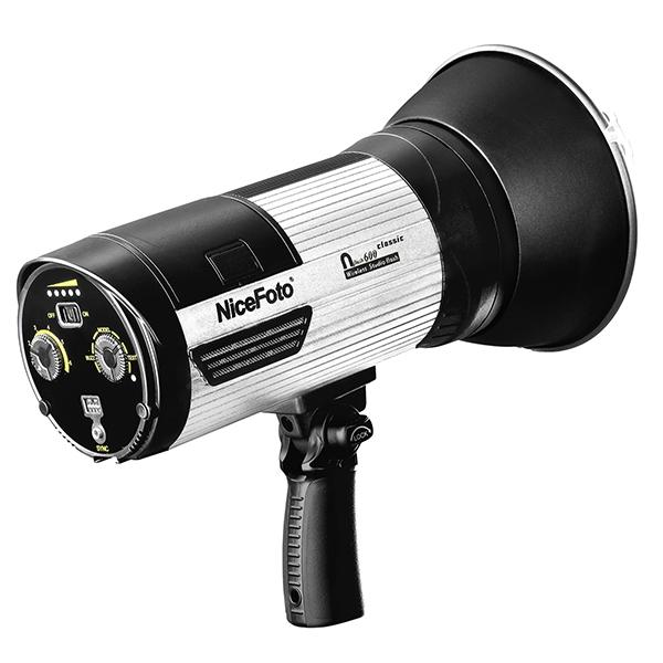 Đèn NiceFoto nflash 600 600W HSS 1/8000s Photoviet