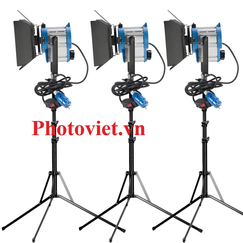 Phụ kiện chụp ảnh đèn quay phim trường studio việt nam
