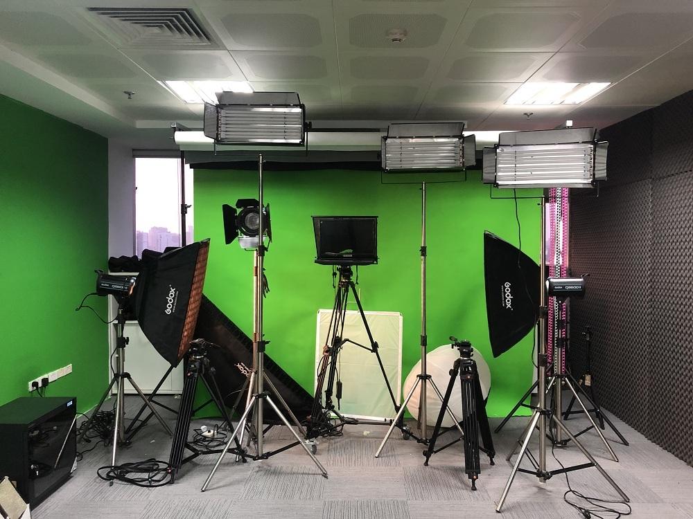 Setup Phòng Quay Video Media Live Stream Chuyên Nghiệp Giá Rẻ