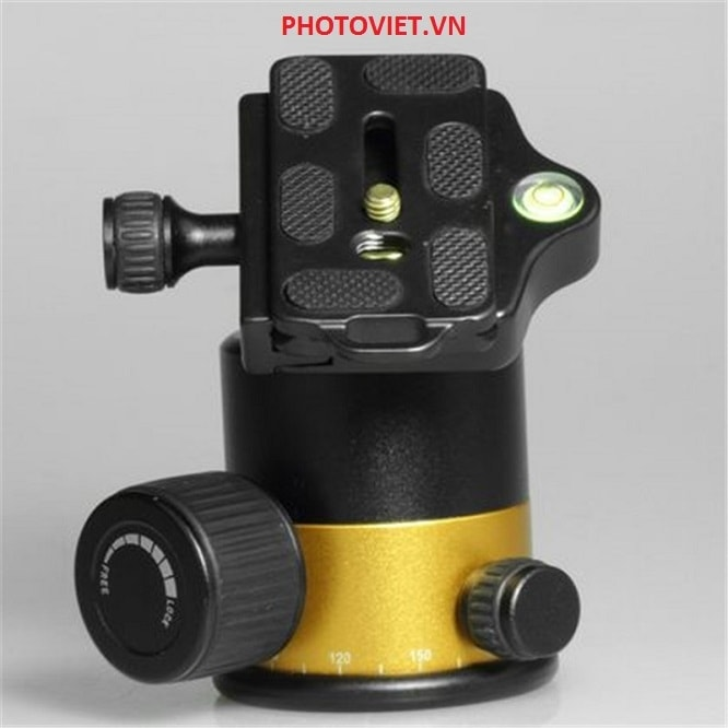 Ball Tripod Head Q09 Photoviet