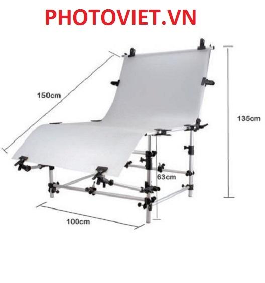 Bàn Chụp Sản Phẩm Falconeyes 100x200cm