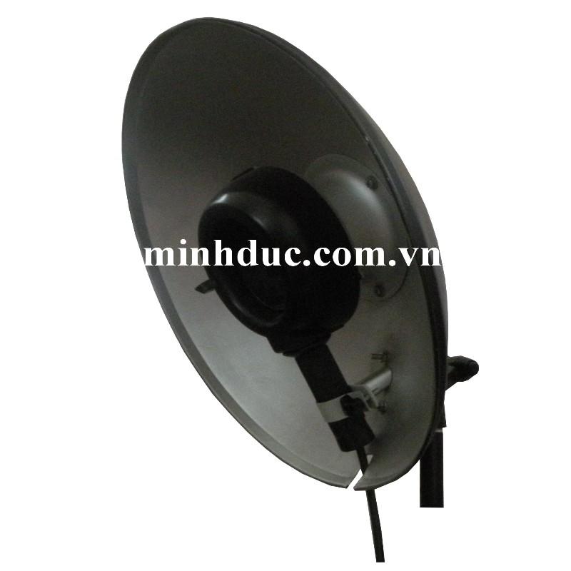 Beauty dish for light 4M (Chóa Đèn 4M Φ40cm) Photoviet