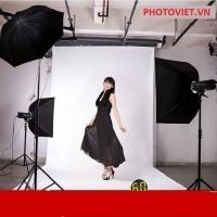 Bộ kit đèn flash studio JINBEI DPE-600-1