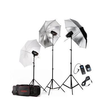Bộ đèn studio GODOX MASTER KIT M180a Và E300