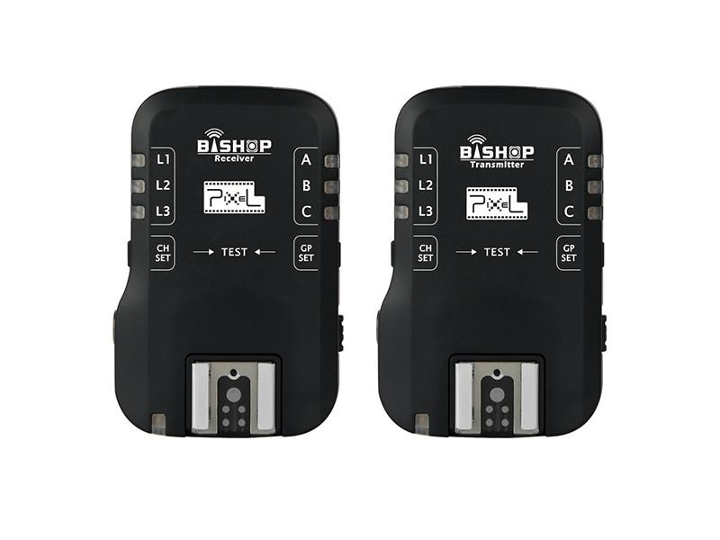 Bộ điều khiển đèn - Pixel Bishop for Canon(1 phát 2 nhận) Photoviet