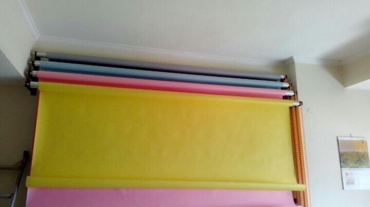 Bộ kit khung xích 5 phông ( 5 Tấm Phông Vải Không Dệt )