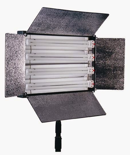 Bộ kits phòng quay chuyên nghiệp (3 đèn kino 6 bóng – 990W) Photoviet