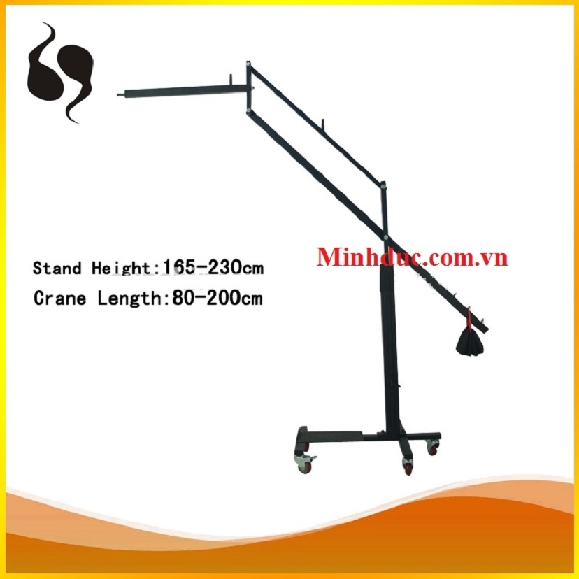 Chân boom Pro Mobile Crane Jib Arm Photoviet