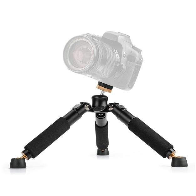 Chân Máy Ảnh Mini Tripod Monopod Q178 Photoviet