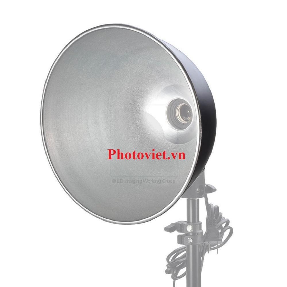 Chóa Đèn Aluminum Reflector 27cm Photoviet