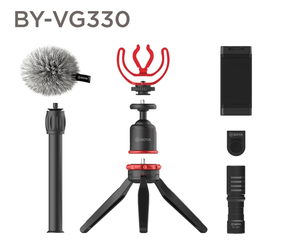 Combo BOYA BY-VG330 for Smartphone Video Kit