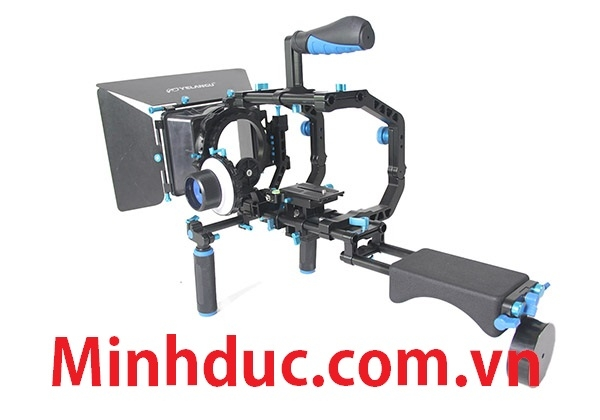 D201 02F PRO Shoulder Rig Photoviet