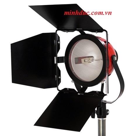Đèn đỏ spotlight NiceFoto 800w có Dimmer Photoviet