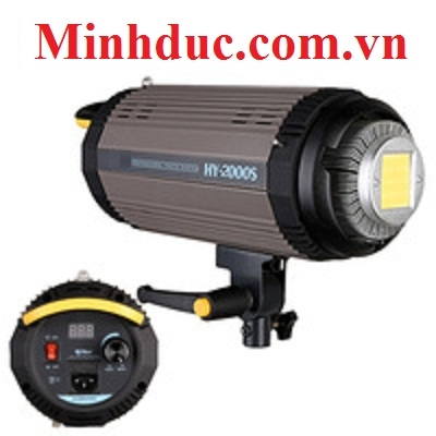 Đèn Dragon LED Video Light HY2000 - 5600k
