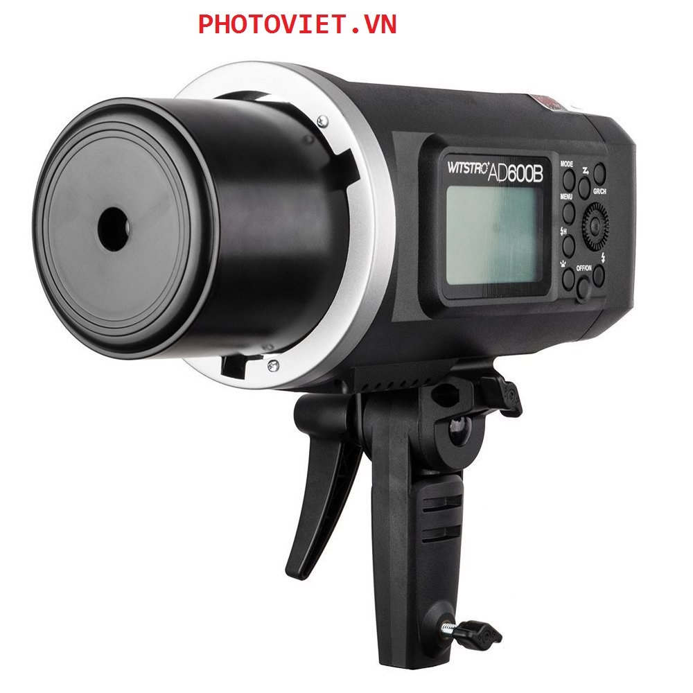 Đèn flash Chụp Ngoài Trời Godox WITSTRO AD600B TTL Photoviet