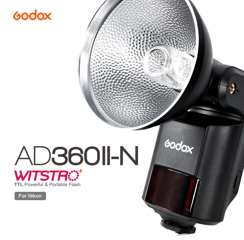 Đèn Flash GODOX AD360 II TTL  Photoviet