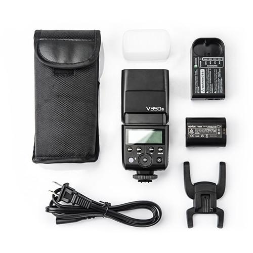 Đèn Flash Godox V350C,N,S - HSS - TTL for Canon, Nikon,Sony....