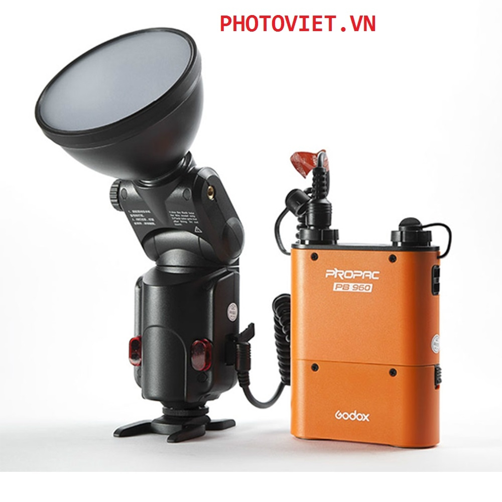 Đèn Flash Kit GODOX Witstro AD-180