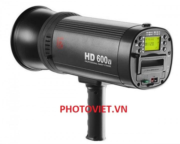 Đèn Flash Ngoài Trời Jinbei HD- 600W Photoviet