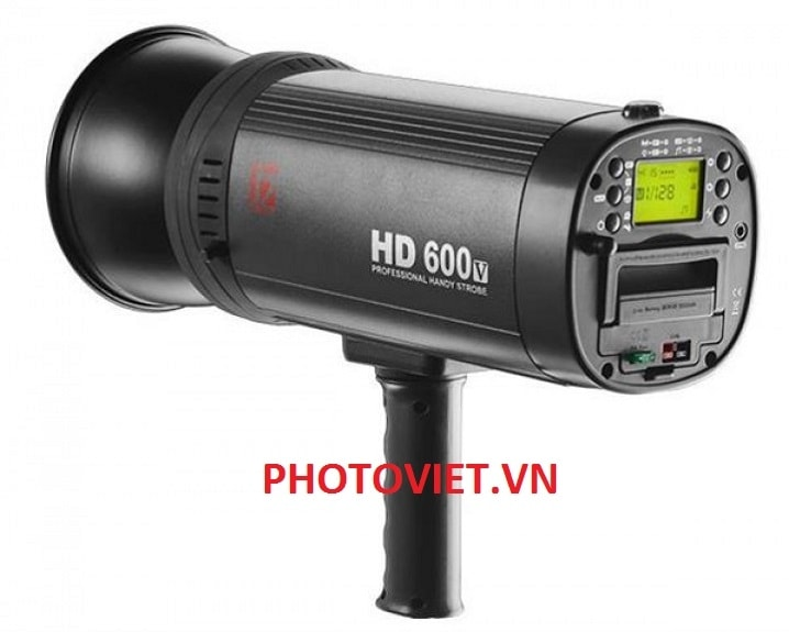 Đèn Flash Ngoài Trời Jinbei HD II - 600W Photoviet