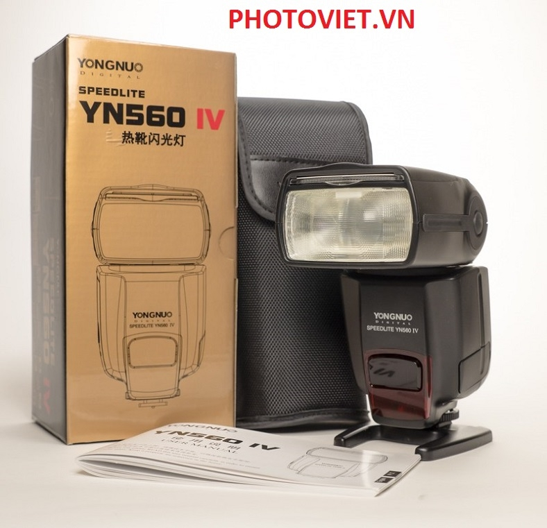 Đèn Flash Speedlite Yongnuo 560 IV Photoviet