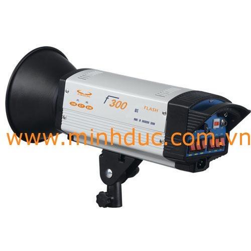 Đèn Flash Studio F300 Photoviet