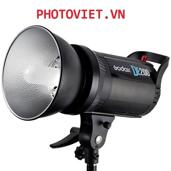 Đèn Flash Studio Godox DE200 Photoviet