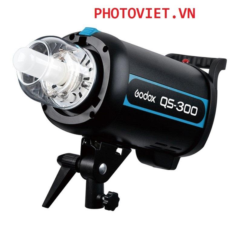 Đèn Flash Studio Godox QS 300 Photoviet