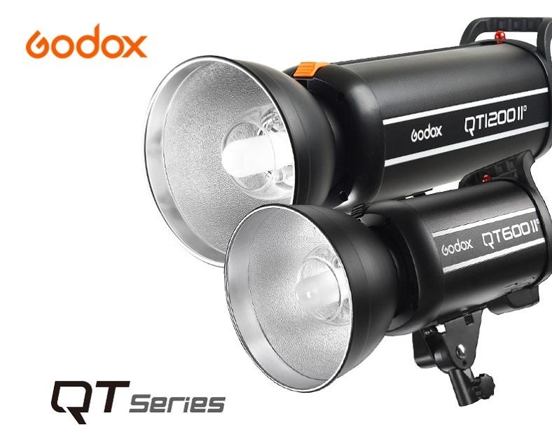 Đèn Flash Studio GODOX QT 1200II 1200w 2.4G High Speed 1/8000s Photoviet