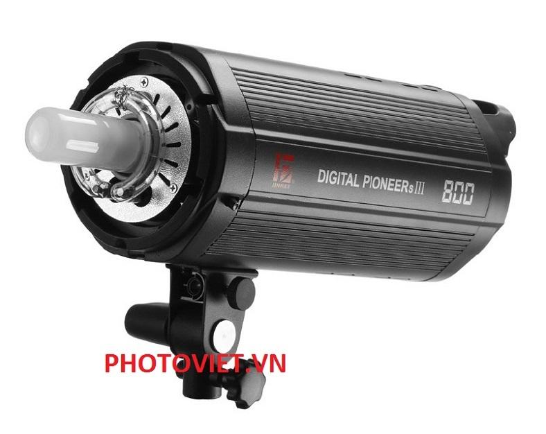 Đèn Flash Studio Jinbei DPIII- 800W Photoviet
