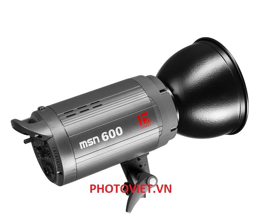 Đèn Flash Studio Jinbei MSNII- 600W Photoviet