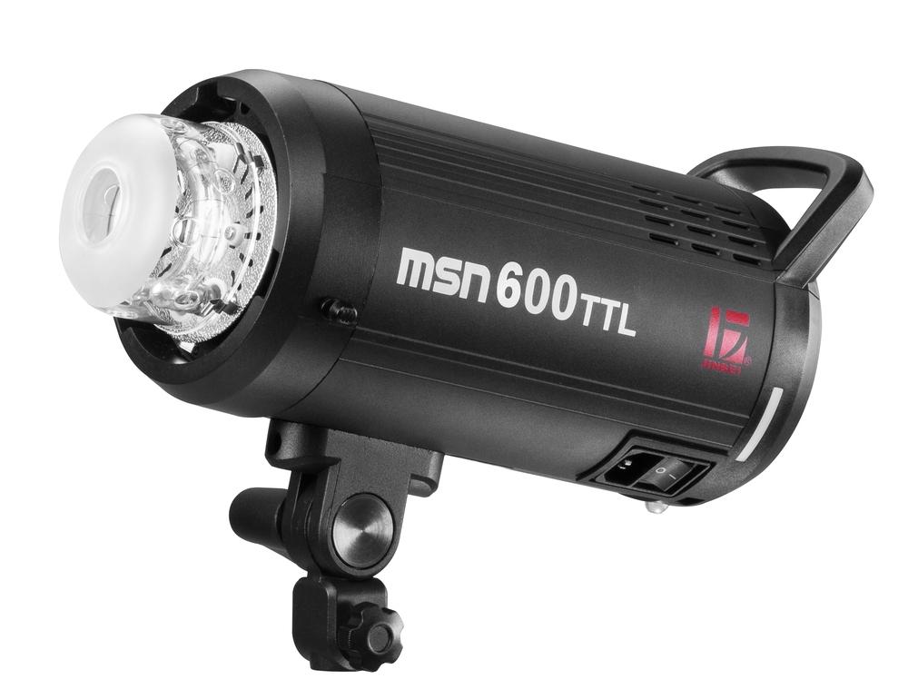 Đèn Flash Studio Jinbei MSNII- 600W TTL HSS Photoviet