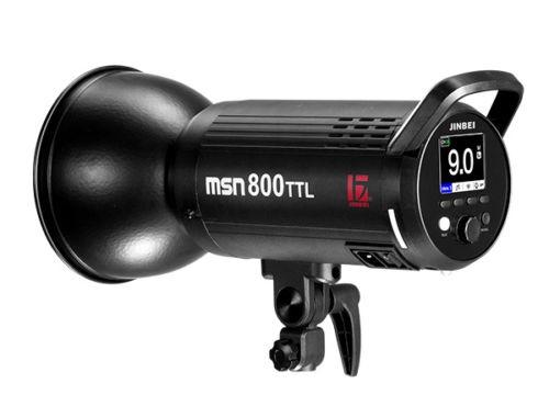 Đèn Flash Studio Jinbei MSNII- 800W TTL HSS Photoviet