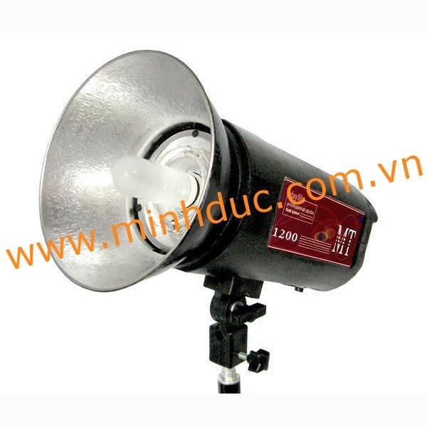 Đèn Flash Studio MD 1200 Photoviet