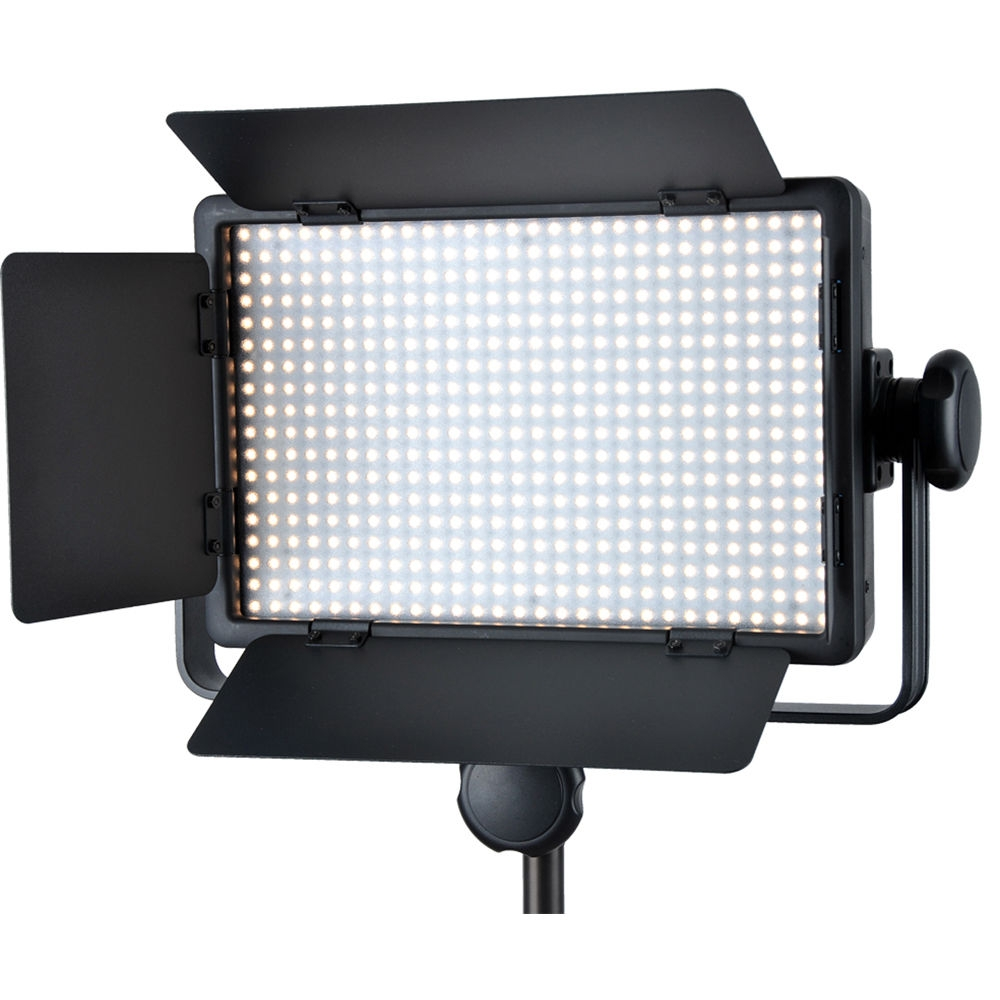 Đèn Godox Professional LED Video Light LED500C -3300-5200k