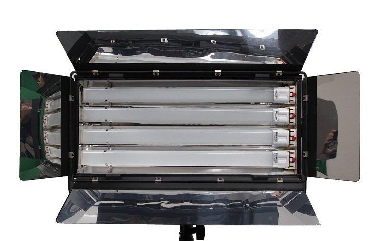 Đèn Kino 4 Bóng Led PTV 1000B 2 màu 3200k - 5500k