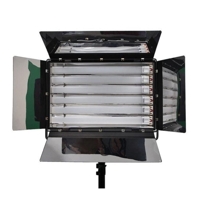 Đèn Kino 6 Bóng Led 150W Điều Chỉnh Nhiệt Độ Màu 3200-5500k