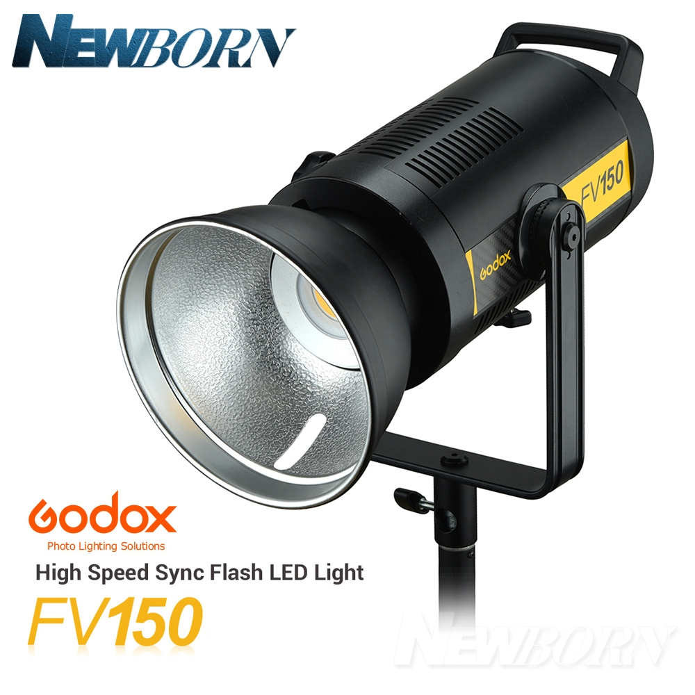 Đèn LED chụp hình Godox FV150 (Chính Hãng) Photoviet