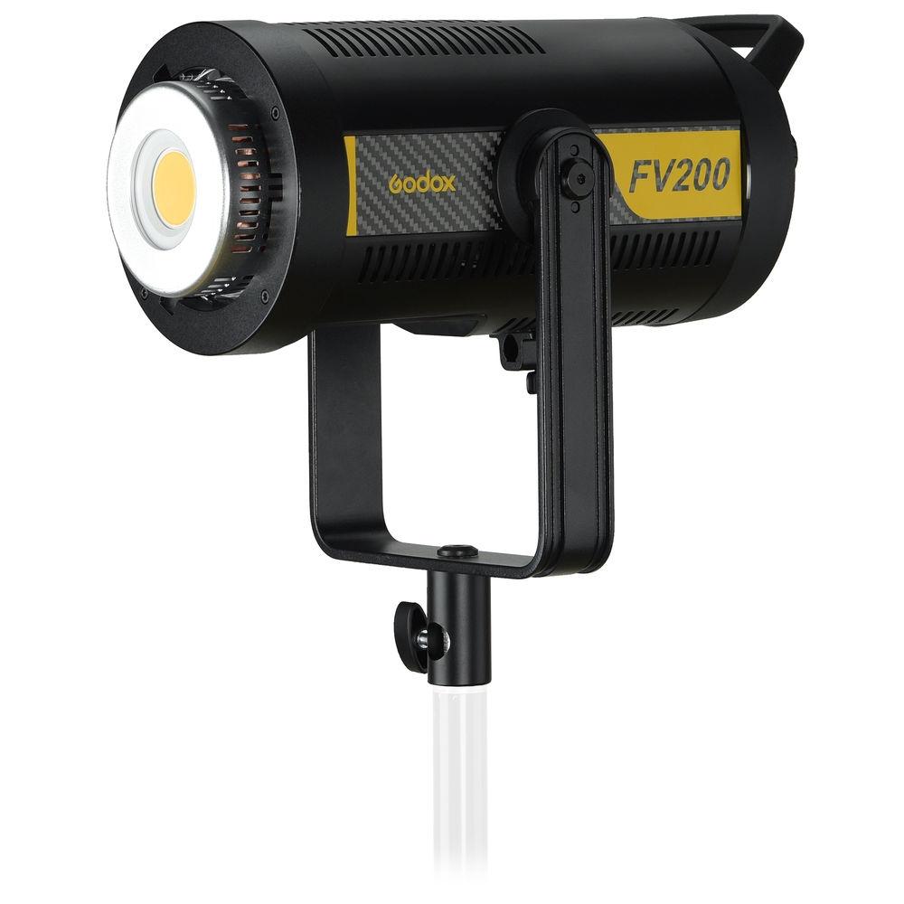 Đèn LED chụp hình Godox FV200 (Chính Hãng) Photoviet