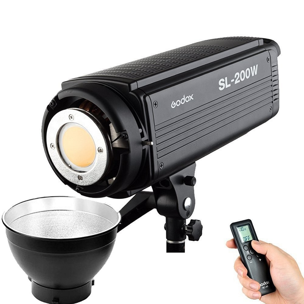 Đèn Led Continuous Light GODOX SL200
