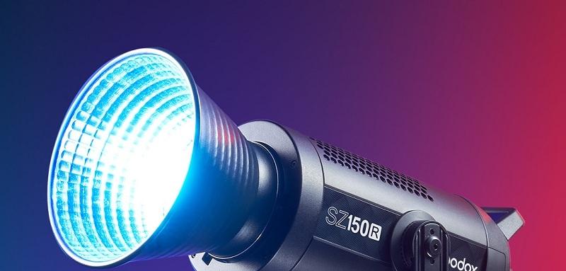 Đèn Led Godox SZ150R 2700k-6500k RGB