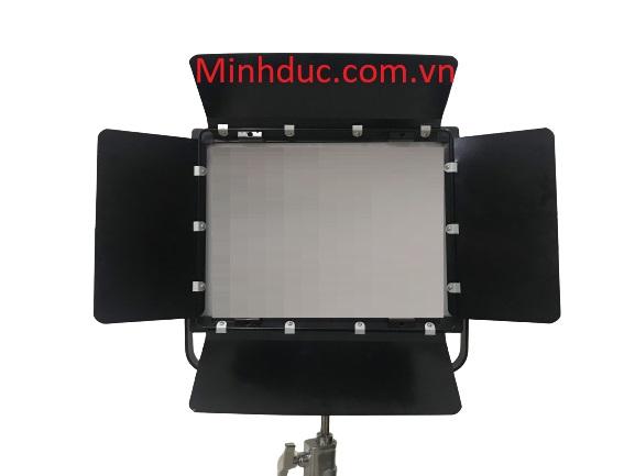 Đèn Led Quay Phim Chuyên Nghiệp DL1200C 120W 5600K kèm cánh barndoor