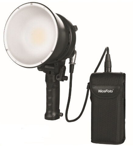 Đèn Nicefoto Led Outdoor video light HB600B