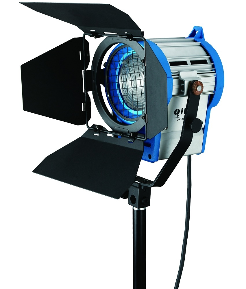 Đèn quay phim spotlight 2000w CÓ DIMMER ĐIỀU CHỈNH