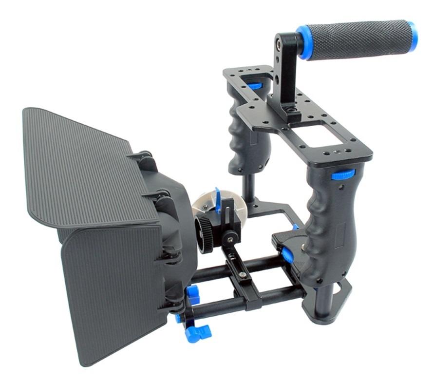 Dragon C200 DSLR Camera Cage Kit Set Photoviet