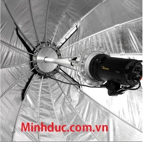 Dragon Parabolic 16 cạnh 120cm Softbox đánh ngược